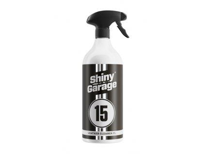 pol pl Shiny Garage Leather Cleaner Professional Line 1L 92 1