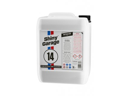 pol pl Shiny Garage Pure Black Tire Cleaner 5L 47 1