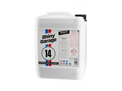 pol pl Shiny Garage Monster Wheel Cleaner Gel 5L 107 1