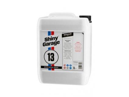 pol pl Shiny Garage Quick Detail Spray 5L 210 1