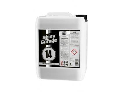 pol pl Shiny Garage EF Wheel Cleaner Professional Line 5L 24 1