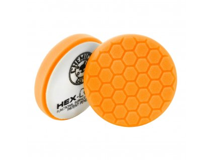 chemical guys hex logic orange 140 mm