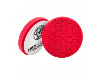 chemical guys hex logic red 140 mm