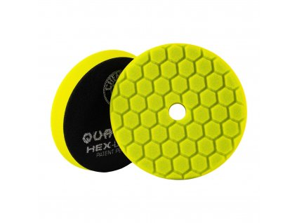 chemical guys quantum hex logic yellow 140 mm