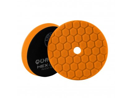 chemical guys quantum hex logic orange 140 mm