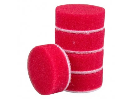 chemicalguys micro polishing pad red 26mm