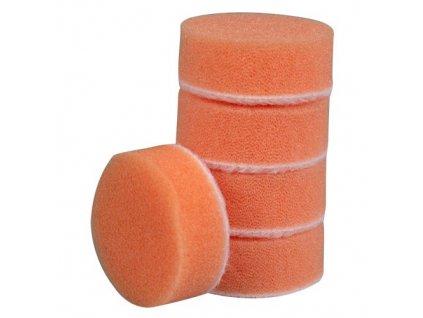chemicalguys micro polishing pad orange 26mm