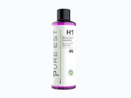 pureest h1 waterless wash protection 500ml