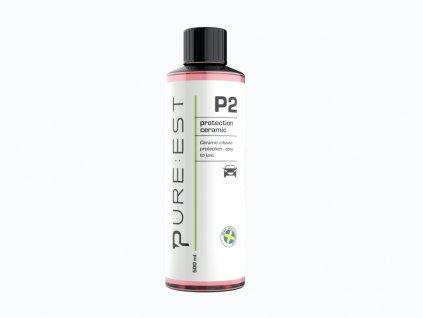 pureest p2 protection ceramic 500ml