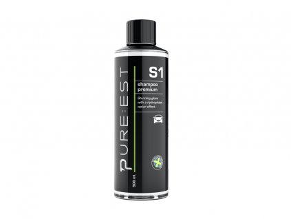 pureest s1 shampoo premium 500ml