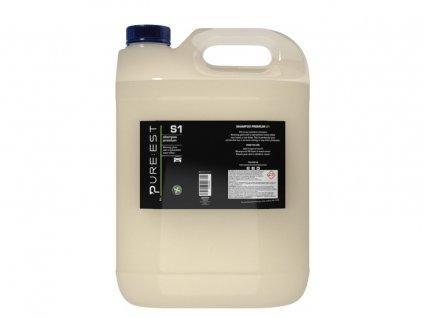 pureest s1 shampoo premium 5l