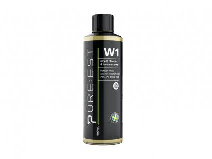 pureest w1 wheel cleaner iron remover 500ml