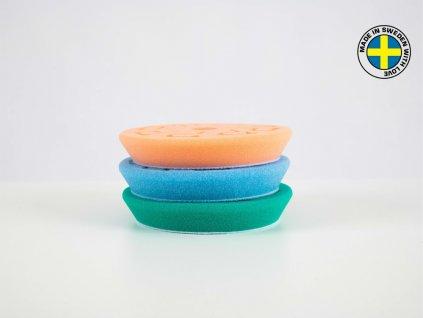 pureest polishing pads 3pack 140mm