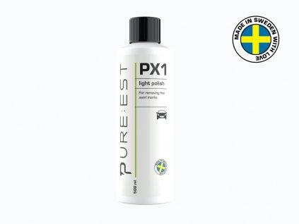 pureest px1 light polish 500ml