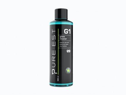 pureest g1 glass cleaner 500ml