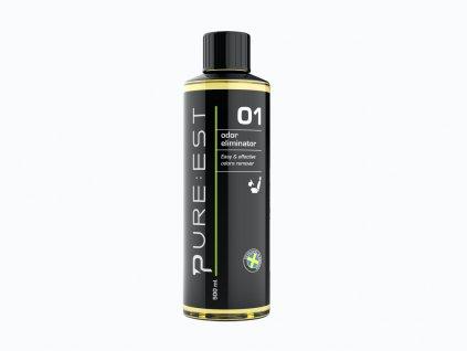 pureest o1 odor eliminator 500ml
