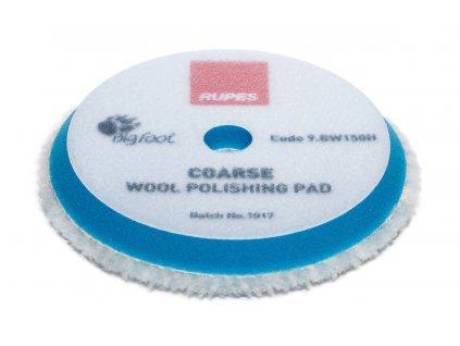rupes Coarse Wool polishing pads 9.BW150H 1