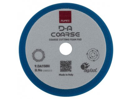 rupes D A coarse polishing pasd for dual action 150H front