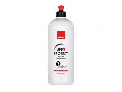 rupes uno protect one step polish and sealant compound 1000ml bottle