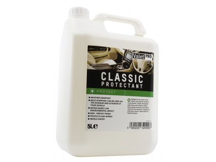 valetpro classic protectant 5l