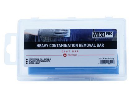 valetpro heavy contamination removal bar