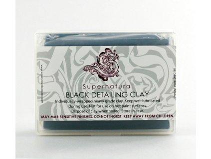 Dodo Juice Supernatural Detailing Clay Black 180g nejsilnější clay