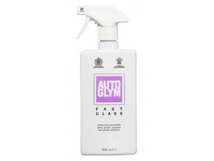 Autoglym Fast Glass 500ml čistič oken
