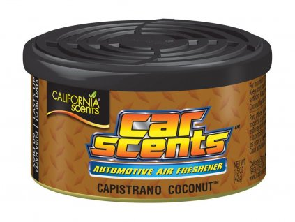 California Scents Capistrano Coconuts vůně do auta Kokos