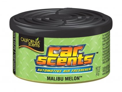 California Scents Malibu Melon vůně do auta Meloun