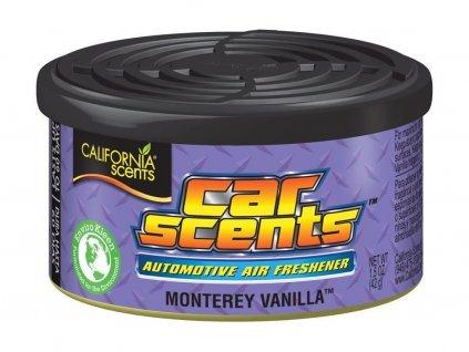California Scents Monterey Vanilla vůně do auta Vanilka