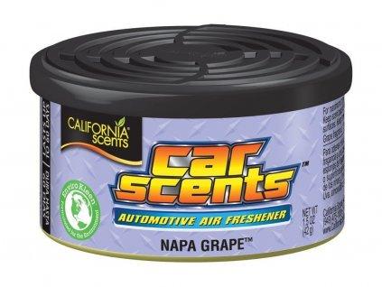 California Scents Napa Grape vůně do auta Hroznové víno