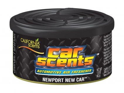 California Scents Newport New Car vůně do auta Nové auto