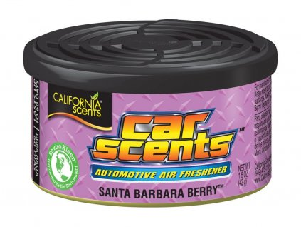 California Scents Santa Barbara Berry vůně do auta Lesní ovoce