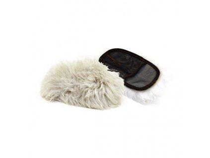 CarPro přírodní mycí dlouhosrstá rukavice
