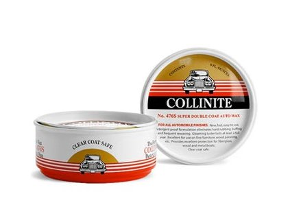 Collinite Super Doublecoat Auto Wax 476s 250ml