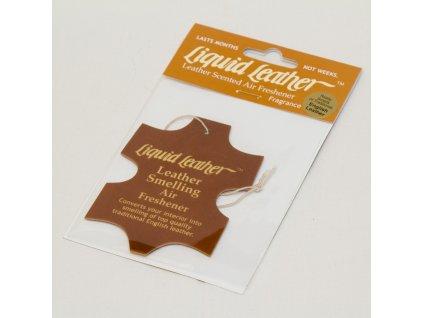 Gliptone Liquid Leather Air Freshener vůně kůže