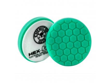 chemical guys hex logic green 140 mm