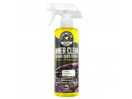 Chemical Guys InnerClean Interior Quick Detailer & Protectant 473ml čistič interiéru