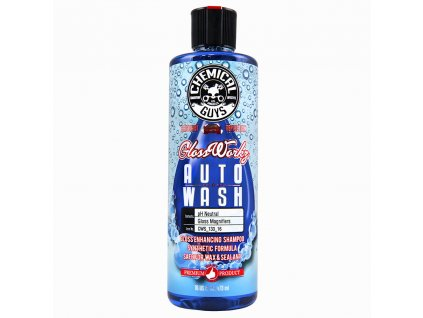 chemicalguys cws 133 16 chemical guys glossworkz gloss booster paintwork cleanser 473ml