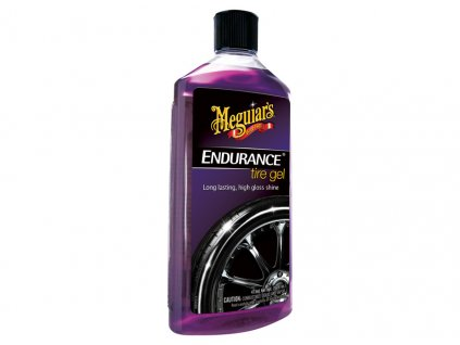 Meguiars Endurance High Gloss Tire Gel 473ml ošetření pneu