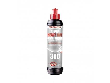 Menzerna Super Heavy Cut Compound 300 250ml silná leštící pasta