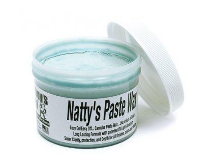 Poorboys Natty's Paste Wax Blue 235ml tvrdý vosk