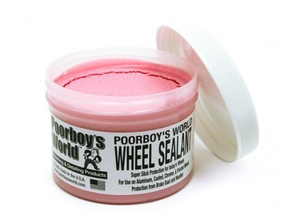 Poorboys Wheel Sealant 235ml vosk na kola