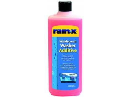 Rain-X Windscreen Washer Additive 500ml koncentrát do ostřikovačů