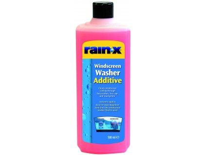 Rain-X Windscreen Washer Additive 500ml koncentrát do ostřikovačů
