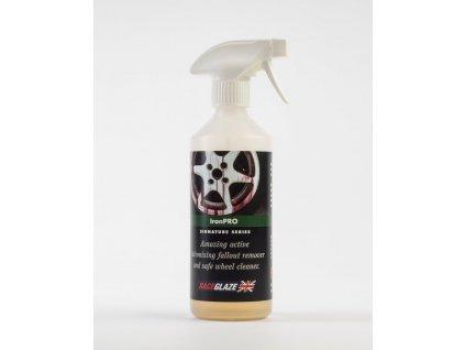 Raceglaze IronPRO Deironiser & Wheel Cleaner 500ml odstraňovač železitých nečistot