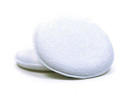 Bílý aplikátor z bavlny 1ks