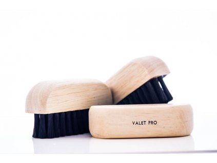 ValetPro Leather Brush kartáč na kůži a interiér