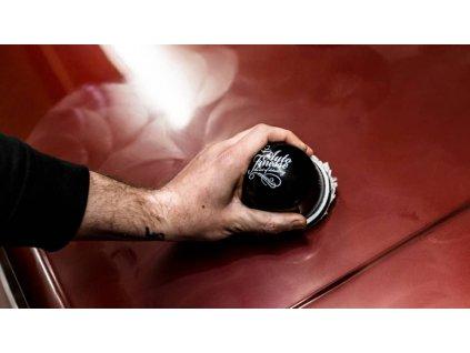 Auto Finesse Microfiber Spot Pad ruční mikrovláknový kotouč