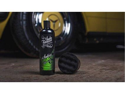 Auto Finesse Satin Tyre Creme Dressing 500ml impregnace pneumatik